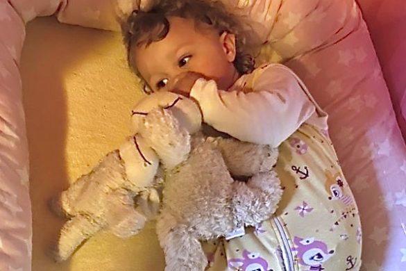 Babydecke mit Namen und Motiv Babyzubehör Flexdress Babyartikel Näherei Onlineshop Schweiz