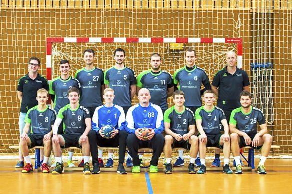 TV Eiken Handball Mannschaftsausstattung Kanton Aargau Schweiz Flexdress Sporttrikots