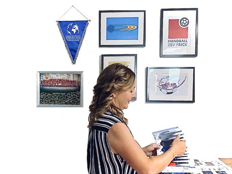 Corporate Fashion Design Sportbekleidung Arbeitskleidung Trikots Kinderbekleidung mit Stickereien und Textildruck Flexdress Fachgeschäft Schweiz